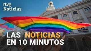 Las noticias del SÁBADO 4 DE JULIO en 10 minutos | RTVE 24h