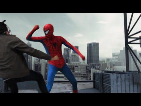 connectYoutube - Spider-Man Short Film