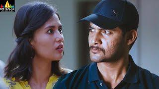 Operation Gold Fish Movie College Fight Scene | Aadi, Sasha Chettri, Nitya Naresh @SriBalajiMovies - SRIBALAJIMOVIES