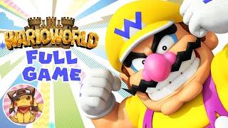 Wario World - Full Game Walkthrough [1080p] All Collectibles & Bosses