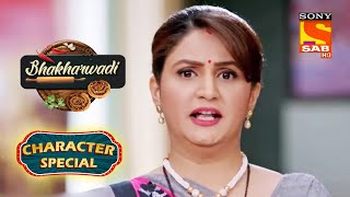 Urmila Shares Her Distress With Mahendra | Bhakharwadi | Character Special - SABTV