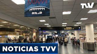 Aeropuerto de Miami empieza a reactivarse tras golpe de la pandemia