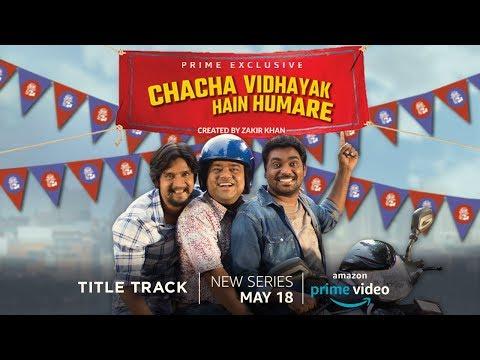 Chacha Vidhayak Hain Humare Lyrics - Zakir Khan Show Title Song   Vishal Dadalni