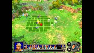 Heroes of Might and Magic V  HD Walkthrough Mission 1