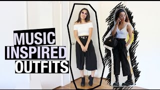 MUSIC-INSPIRED OUTFITS | TAG