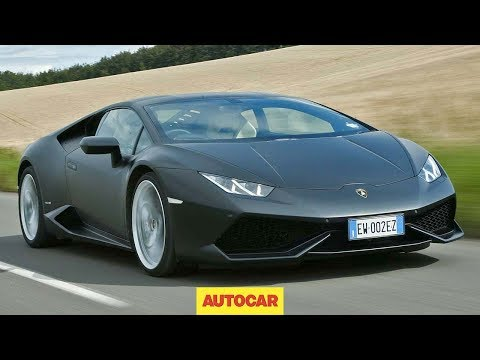 Lamborghini Huracan review - has the raging bull been tamed?