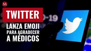 Twitter lanza emoji para agradecer a médicos; cómo activarlo