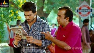 Naayak Movie Ram Charan and Brahmanandam Scene | Latest Telugu Scenes @SriBalajiMovies - SRIBALAJIMOVIES