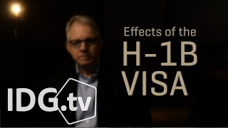 How the H-1B visa affects American workers