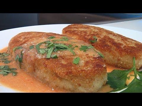 Котлеты из мяса и картофеля видео рецепт