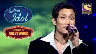 Prashant ने किया Stage पर कमाल | Indian Idol | Legends Of Bollywood - SETINDIA