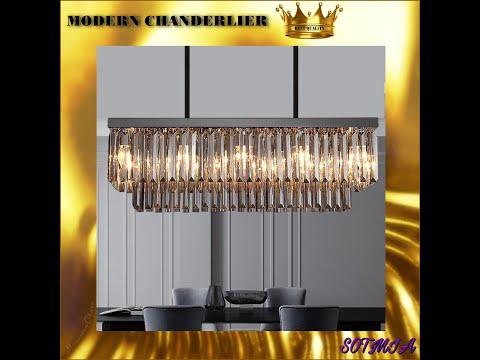 SOTMIA-CHANDELIER-MODERN-โคมไฟ