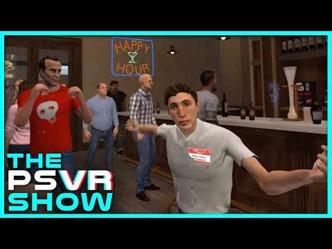 connectYoutube - Greg Gets in a Drunkn Bar Fight - The PlayStation VR Show Ep. 4