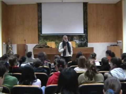 Gonzalo Moure idazlea DBHko ikasleakaz 2006/02/03: 1go zatia