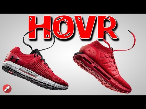 Under Armour Hovr Phantom & Sonic Review! Amazing New Cushion by UA!