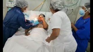 No creía en el COVID-19 y pasó su cumpleaños hospitalizado a causa del virus
