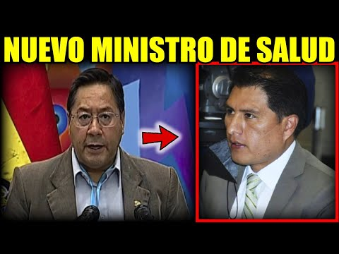 Luis Arce Cambio ministerial