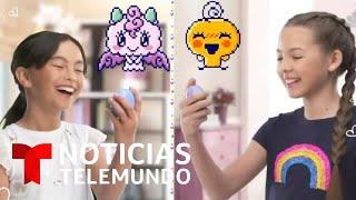 Los juguetes de los 90 vuelven justo a tiempo para la temporada navideña   Noticias Telemundo