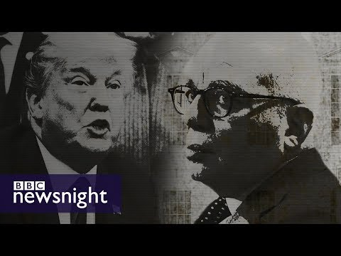 connectYoutube - Michael Wolff on Fire and Fury - BBC Newsnight