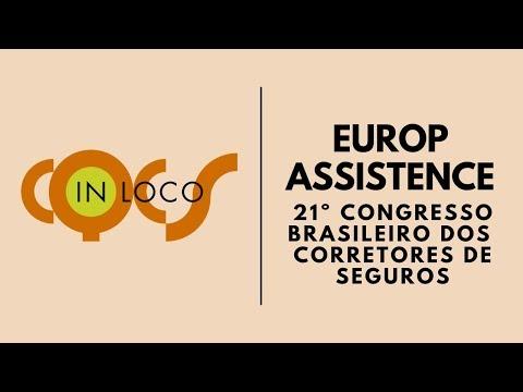 Imagem post: Europ Assistance no 21º Congresso Brasileiro dos Corretores de Seguros