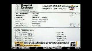 Autoridades de salud desmienten llegada del Coronavirus al país