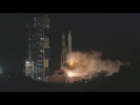 connectYoutube - Epsilon-3 launches ASNARO-2 (イプシロンロケット3/高性能小型レーダ衛星)