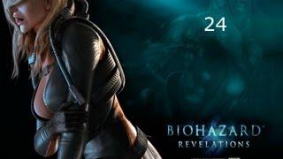 Resident Evil Revelations Прохождение Эпизод 11-2 Откровения #24 PC, XBOX360, PS3