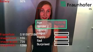 Crave - Google Glass app detects age, gender, mood, Ep. 172