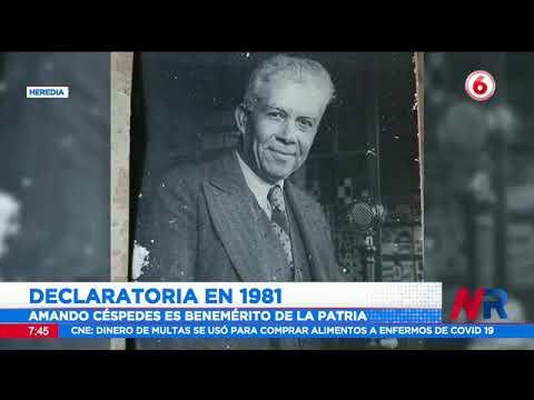 Derriban casa que albergó la primera radio de Costa Rica y la quinta del mundo