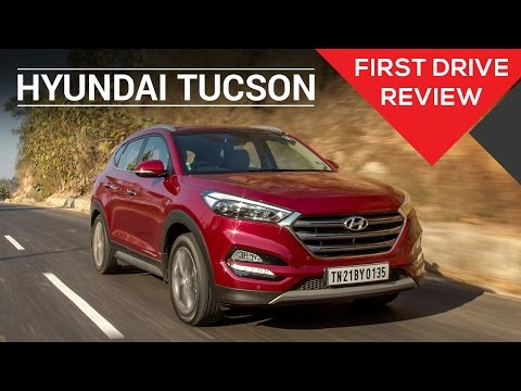 2016 Hyundai Tucson | First Drive Review