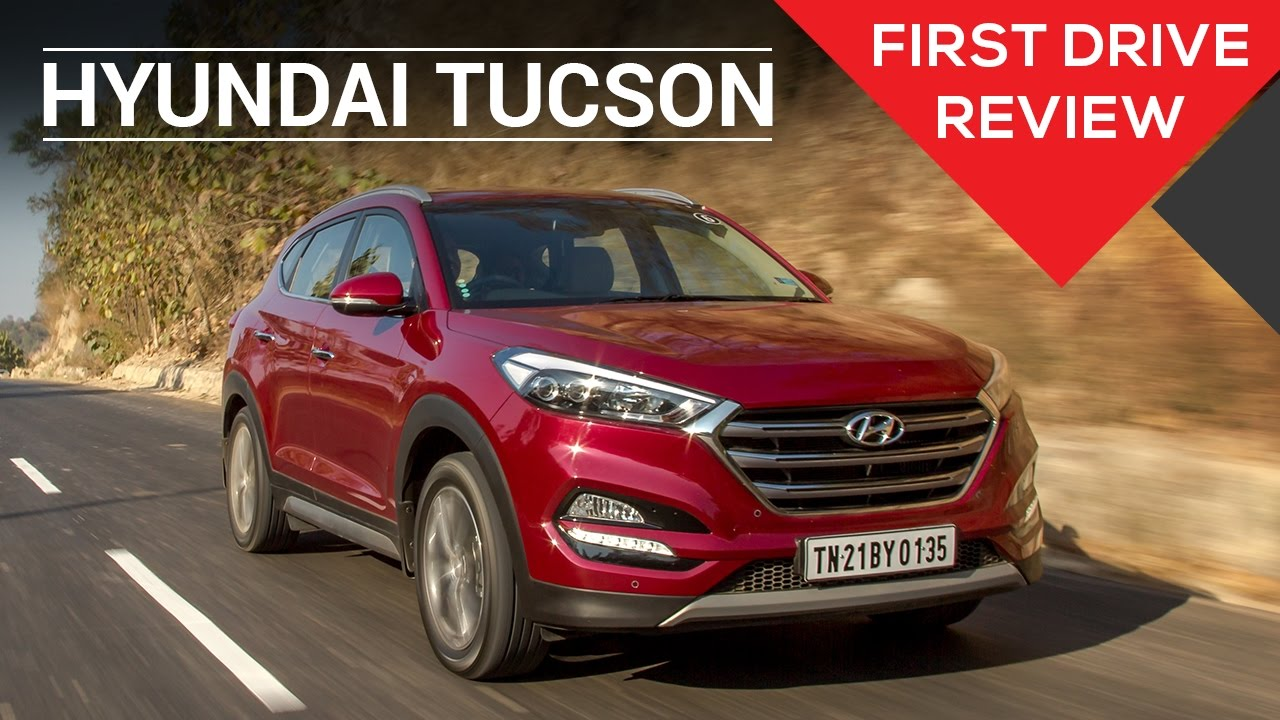 2016 Hyundai Tucson | First Drive Review