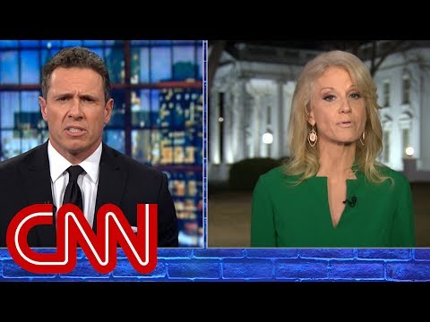 connectYoutube - Cuomo, Conway spar over Women's March tweet