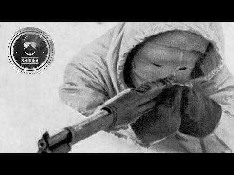 La muerte blanca (Simo Hayha)