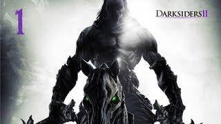 Прохождение Darksiders 2 - Часть 1 — Пришествие Всегубителя + Розыгрыш от AVerMedia