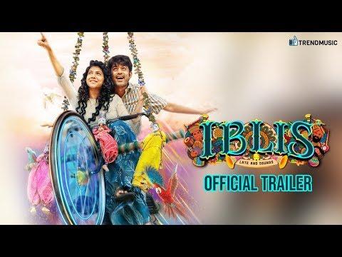Iblis- Official Trailer | Tovino Thomas, Sharanya