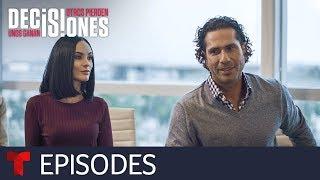 Decisiones: unos ganan, otros pierden   Episode 18   Telemundo English