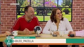 Vero Piñeyrúa y Leo Pacella presentan