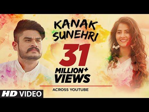 Kanak Sunheri Full HD Video Song With Lyrics | Mp3 Download