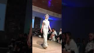 BIANKA for Manuel de la Vega in Marbella Fashion Week