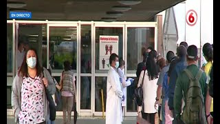 Hospital de Alajuela con 81% de ocupación de camas COVID-19