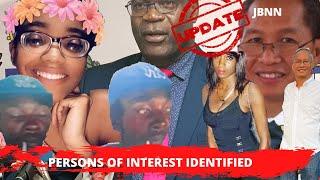 UPDATE: Persons Of Interest Identified In Jasmine Deen & Roger Chang Cases/JBNN
