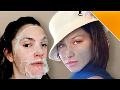 connectYoutube - Beauty Insider: Summer 'Unmasked' as Stars Reveal Their Favorite Beauty Masks!