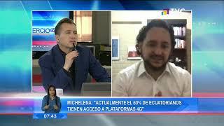 Michelena: ''Actualmente hay dos mil trámites habilitados en línea''