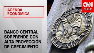 Agenda Econo?mica    Economista jefe de Banco de Chile se refiere a la recuperación económica