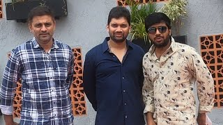 Director Anil Ravipudi Exclusive Visuals At Hotel Opening   TFPC - TFPC