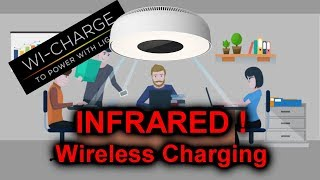 EEVblog #1092 - Wi-Charge IR Wireless Charging - Fact or Fiction?