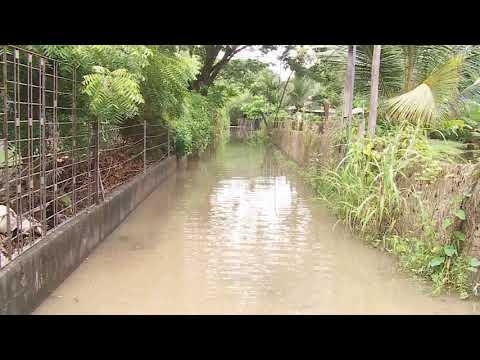Habilitan albergue para casi 30 personas en Garabito tras fuertes lluvias