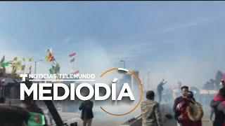 Termina el asedio a la embajada de EE.UU en Bagdad   Noticias Telemundo