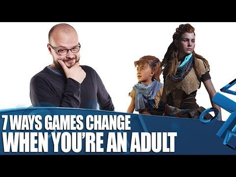 7 Ways Videogames Are Totally Different Now You're An Adult