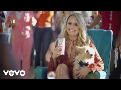 connectYoutube - Miranda Lambert - We Should Be Friends